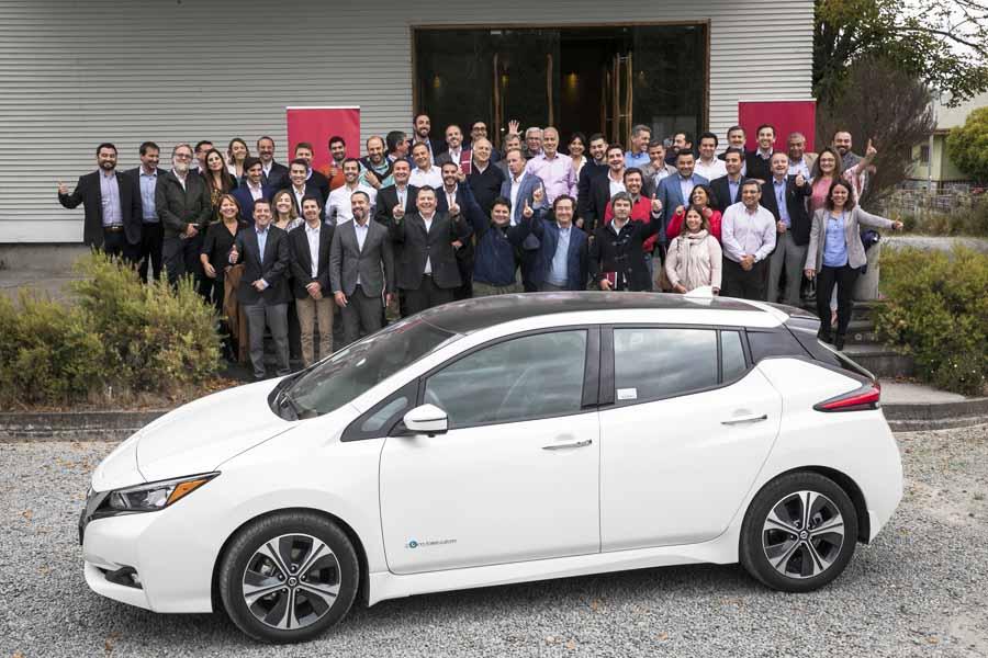 Convención Nissan Chile 2019