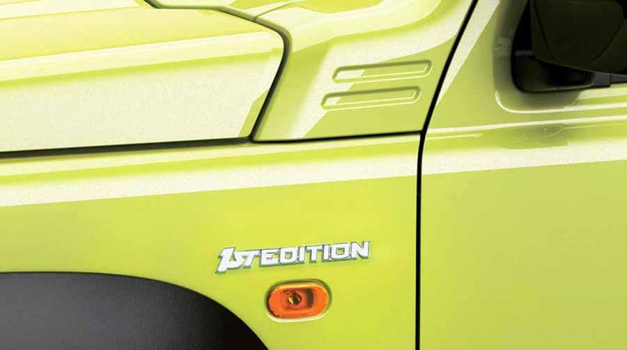 preventa digital de Placa Nuevo Suzuki Jimny