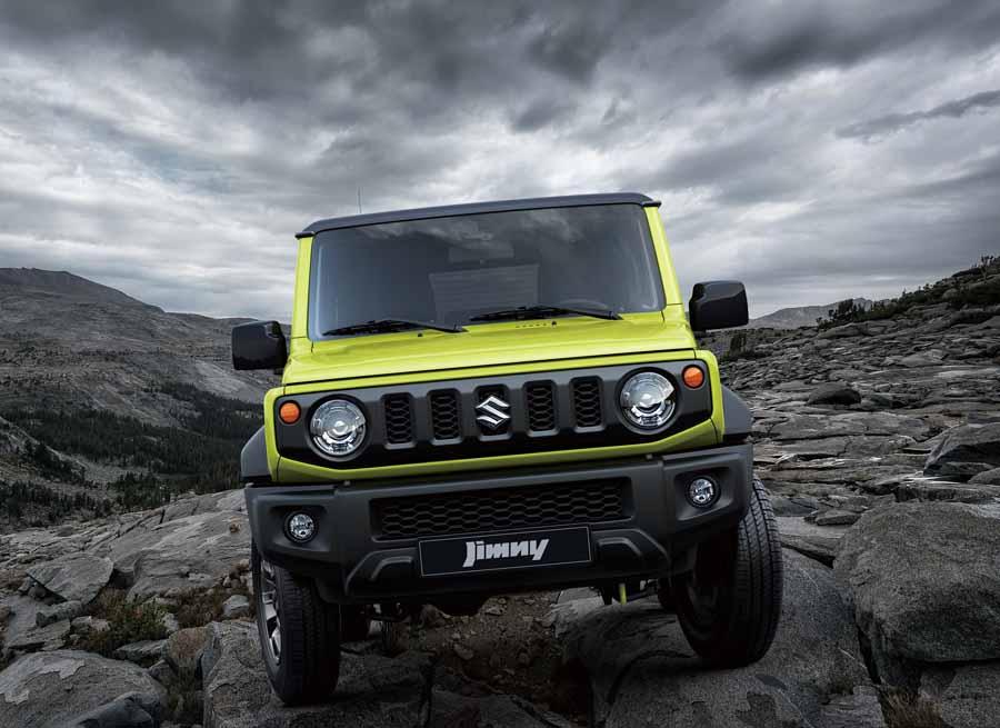 Suzuki Jimny exitosa preventa