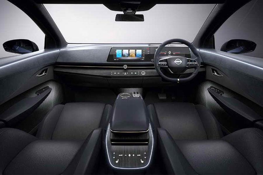 Nissan presenta prototipo eléctrico