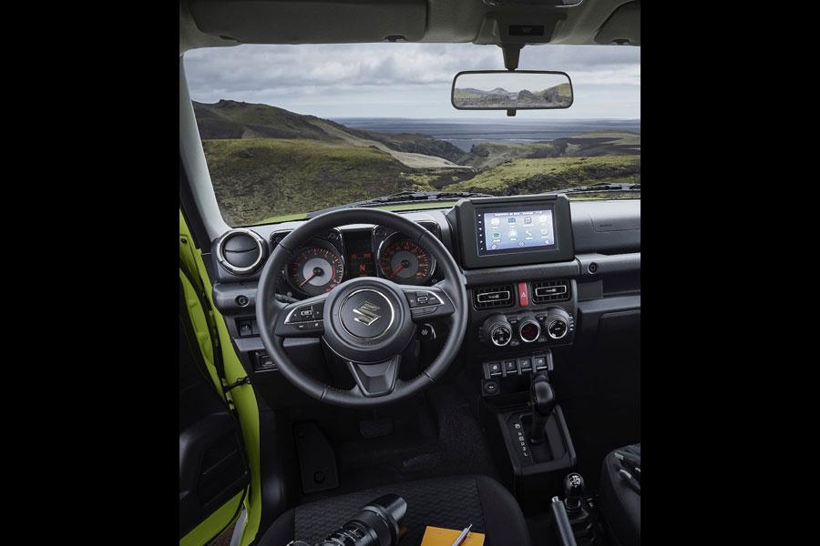 Suzuki Jimny es el auto preferido por los chilenos este 2019