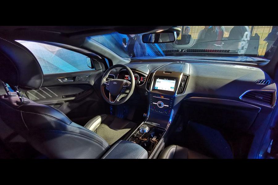 Ford Edge ST, las ventajas que pocos conocen y que tiene para ti